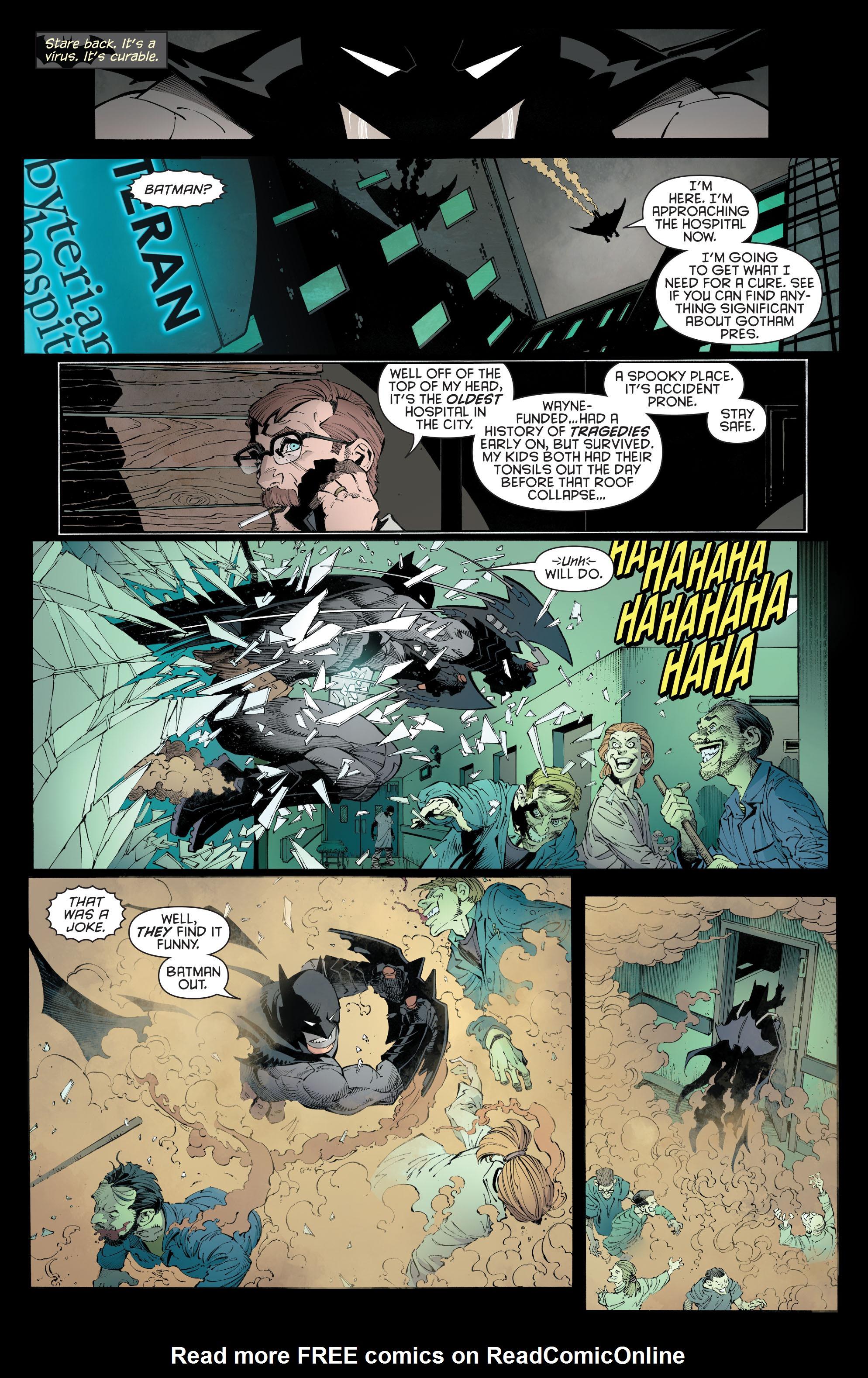 Read online Batman (2011) comic -  Issue # _TPB 7 - 62