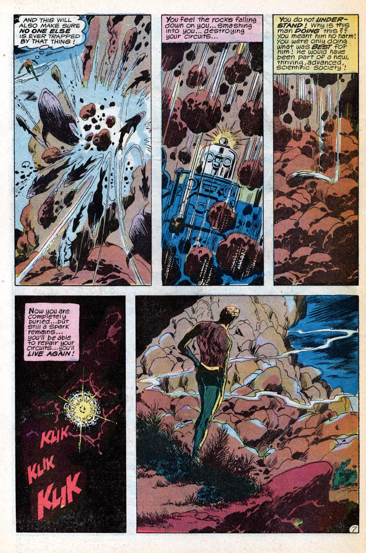 Read online Aquaman (1962) comic -  Issue #55 - 30