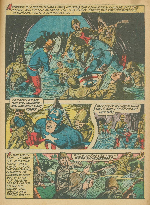 Read online All-Winners Comics comic -  Issue #8 - 23