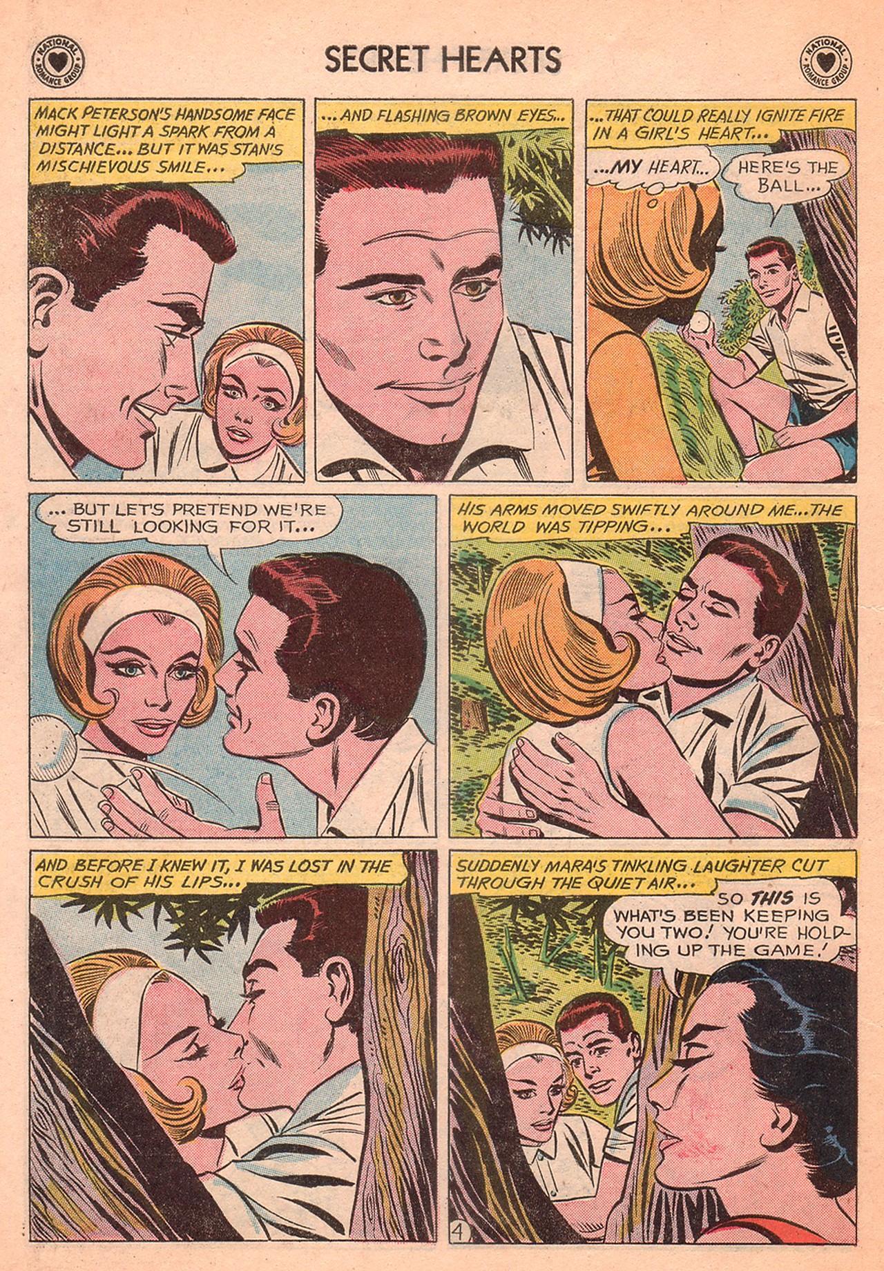 Read online Secret Hearts comic -  Issue #77 - 14