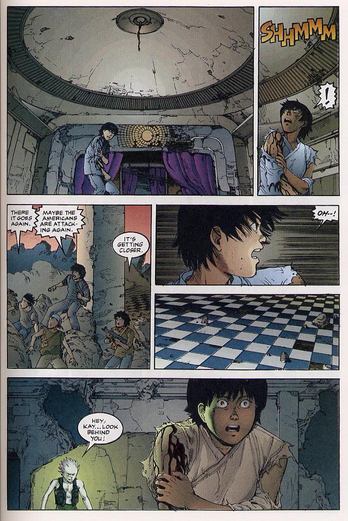 Read online Akira comic -  Issue #32 - 54