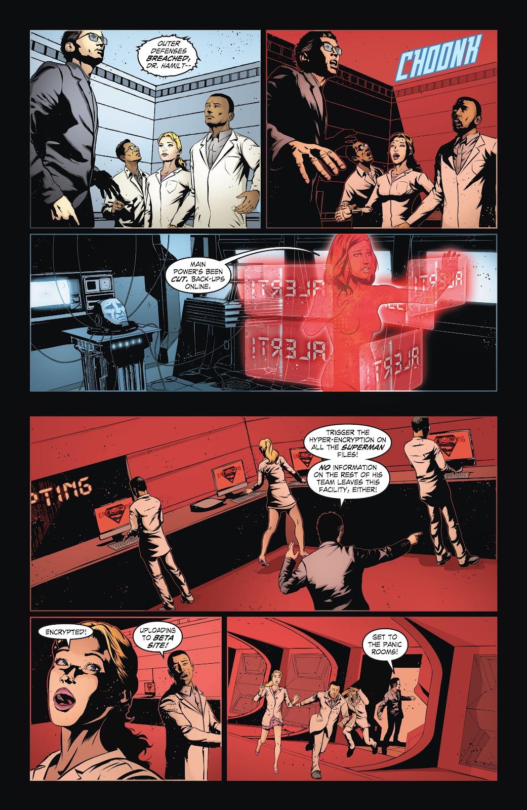 Read online Smallville Season 11 [II] comic -  Issue # TPB 6 - 32