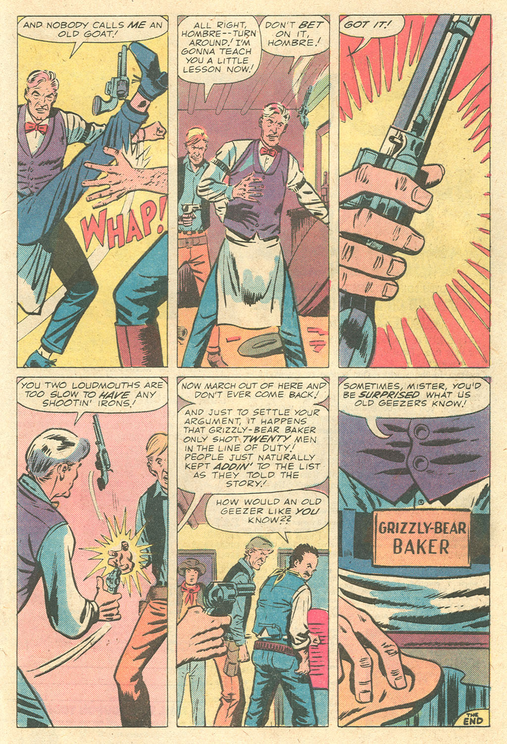 The Rawhide Kid (1955) issue 144 - Page 33