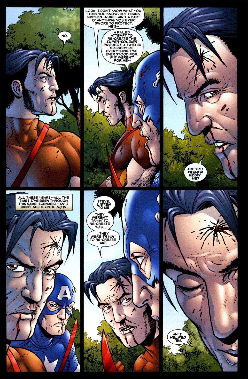 Read online Wolverine: Origins comic -  Issue #4 - 18