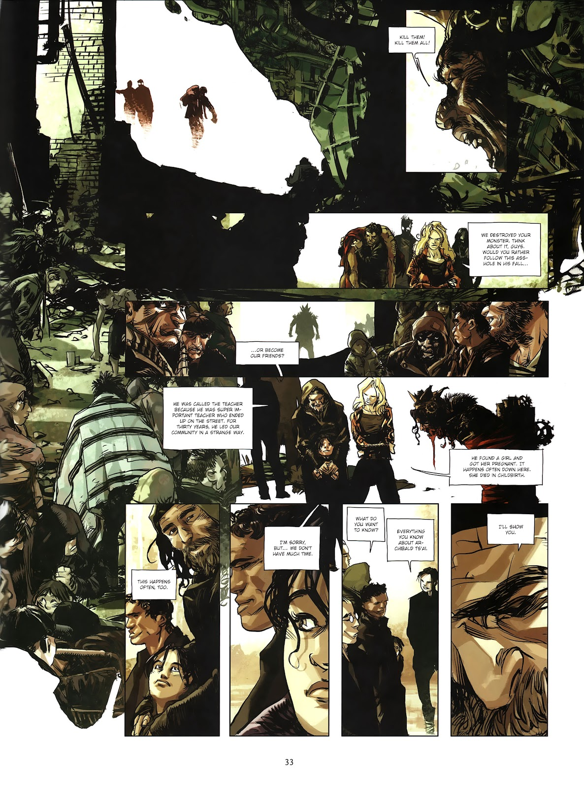 Read online Cutting Edge (2013) comic -  Issue #4 - 26