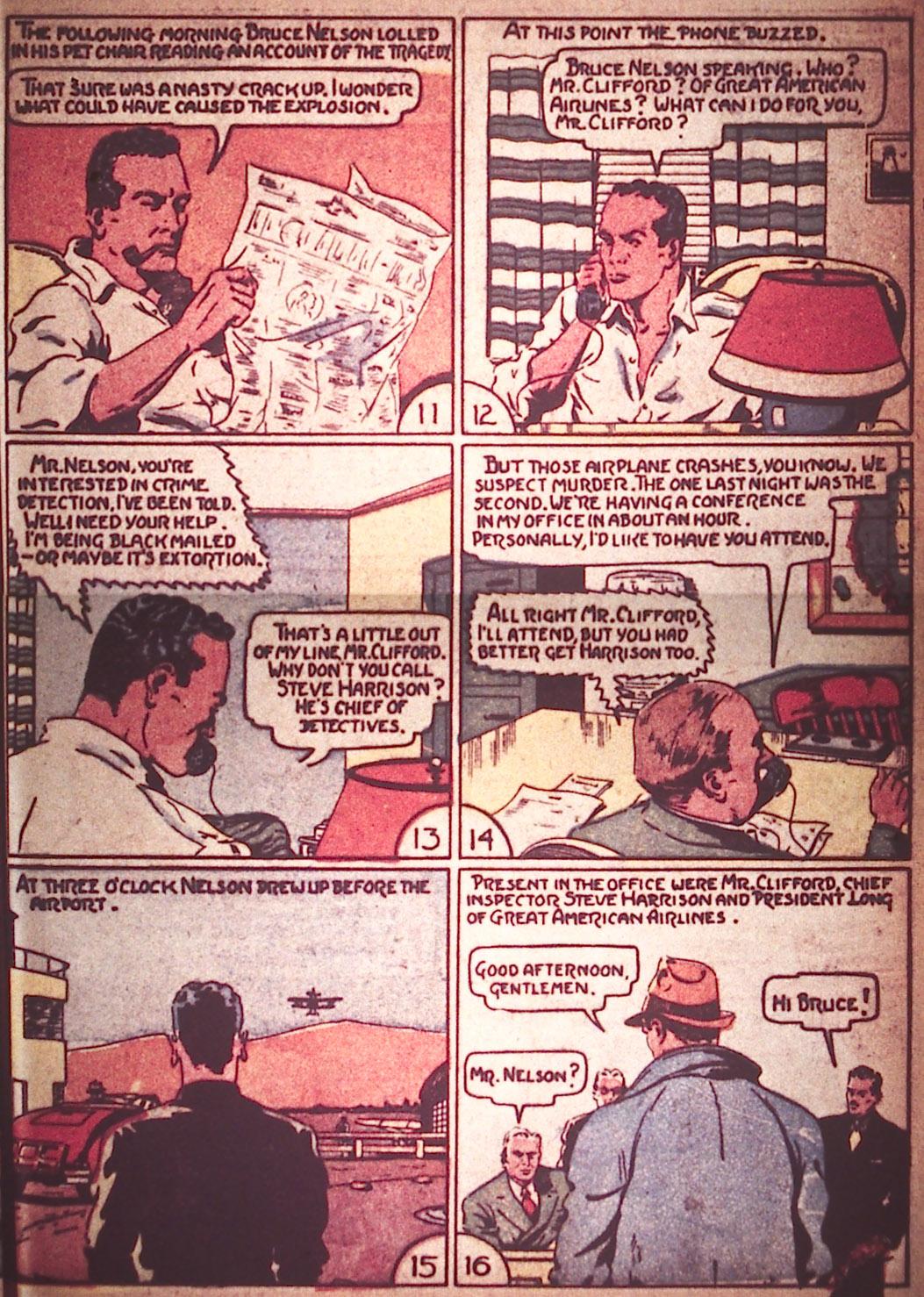 Read online Detective Comics (1937) comic -  Issue #12 - 25