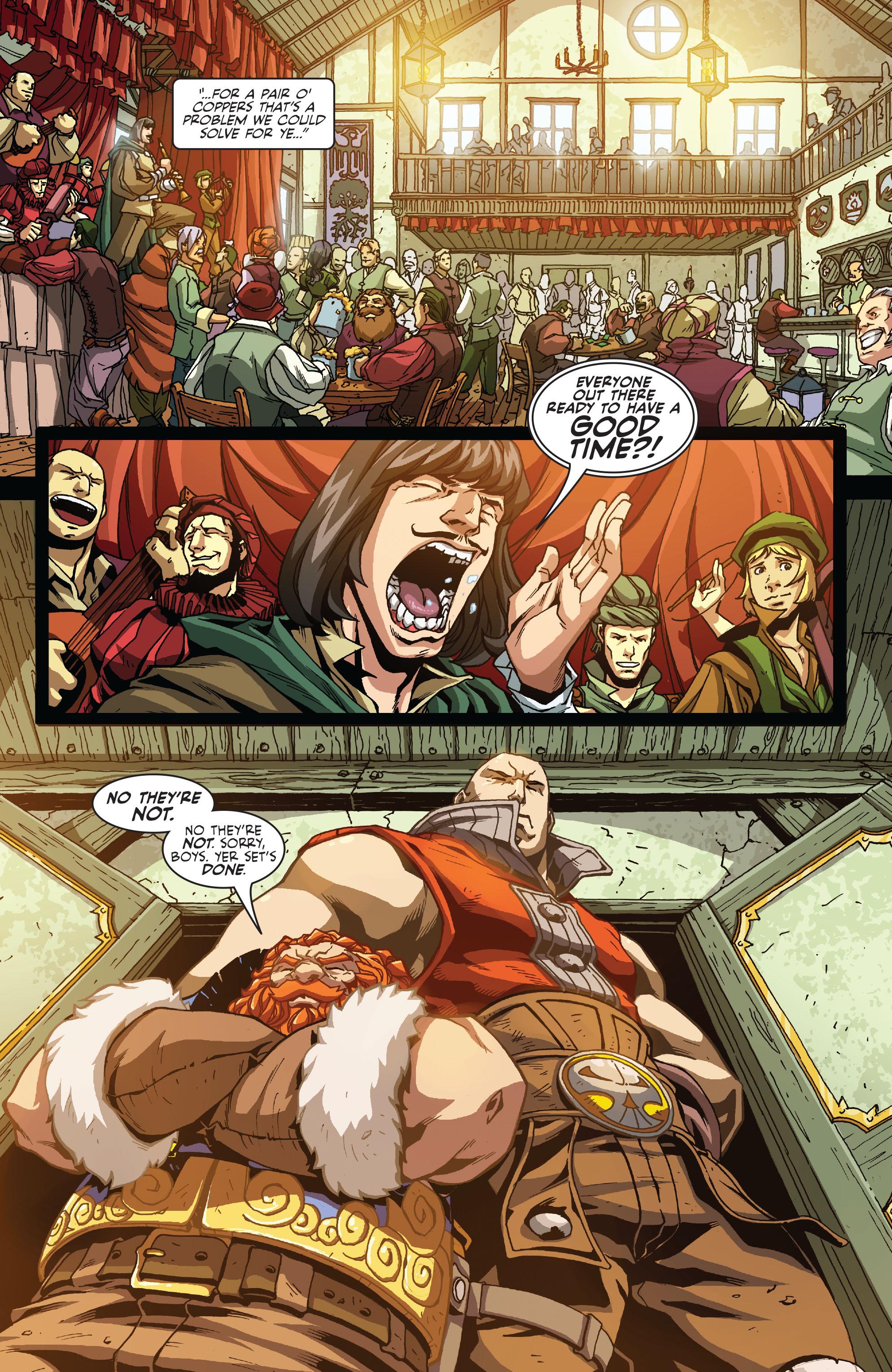Read online Skullkickers comic -  Issue #12 - 4