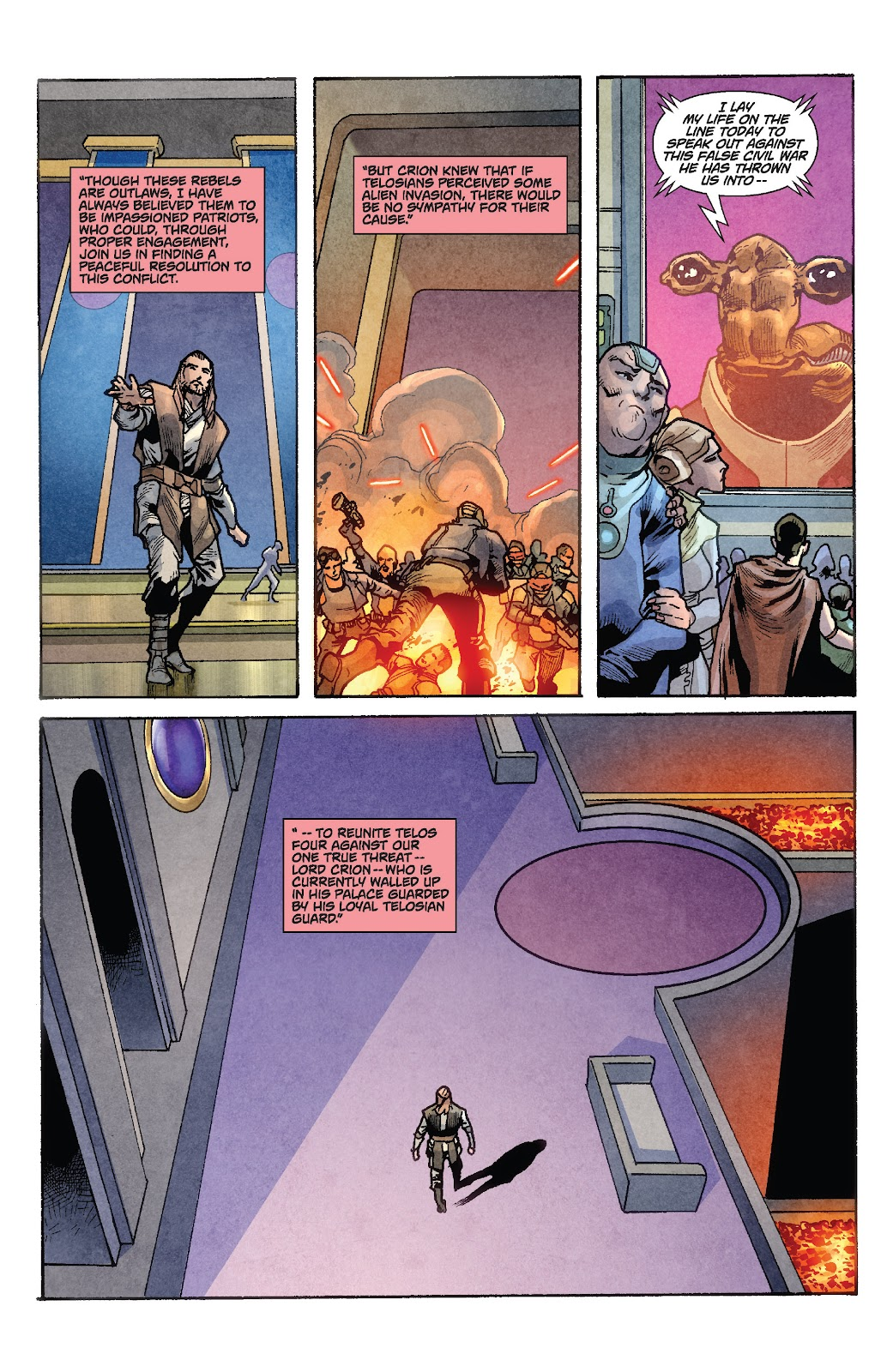 Read online Star Wars Legends: Rise of the Sith - Epic Collection comic -  Issue # TPB 1 (Part 2) - 87