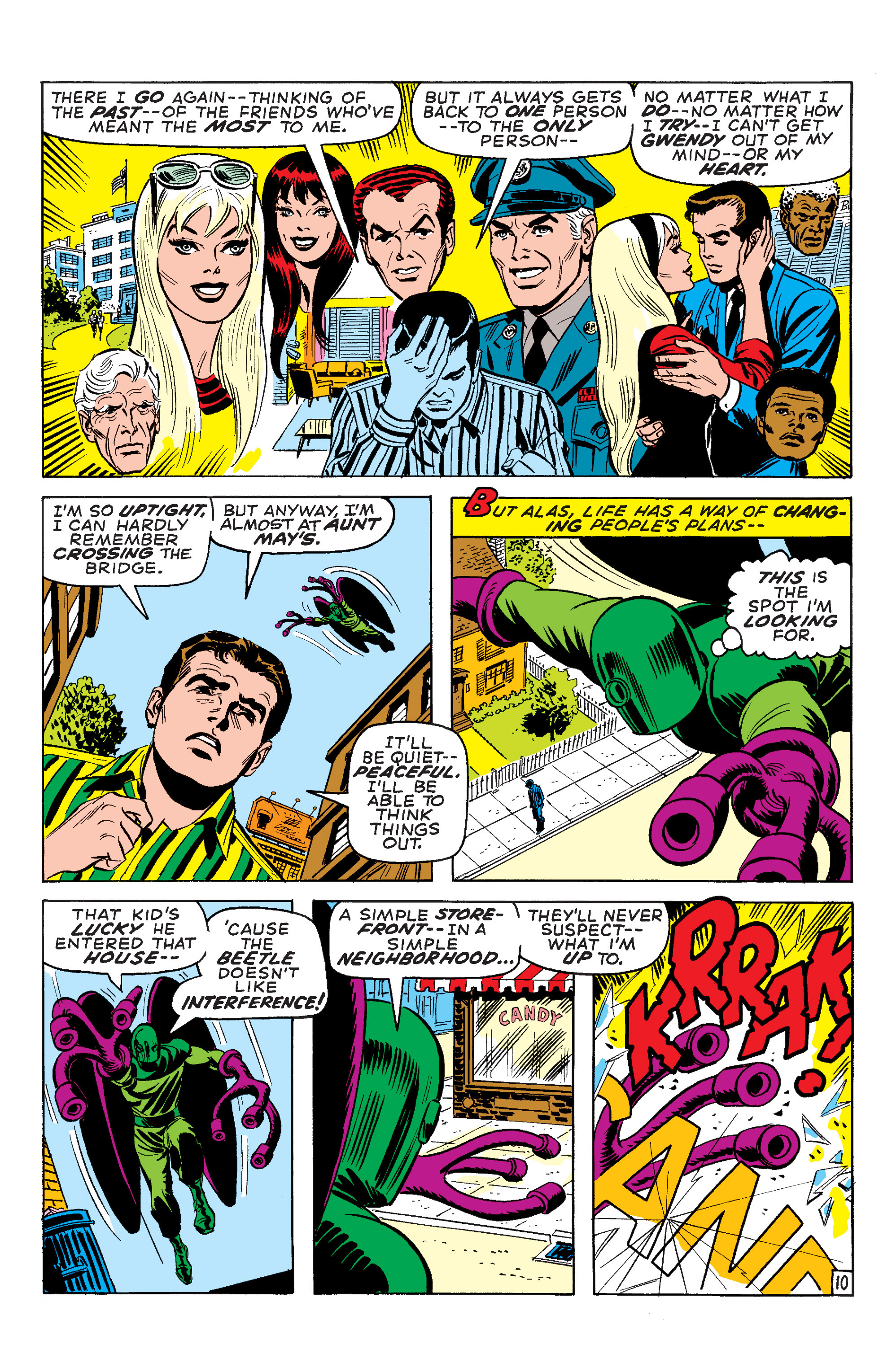 The Amazing Spider-Man (1963) 94 Page 10