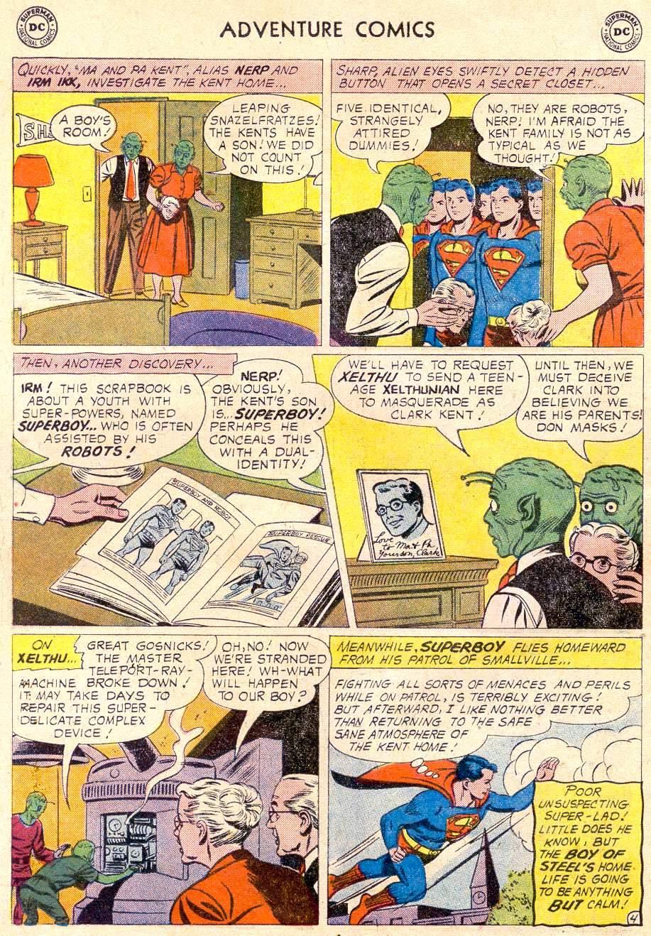 Read online Adventure Comics (1938) comic -  Issue #270 - 6