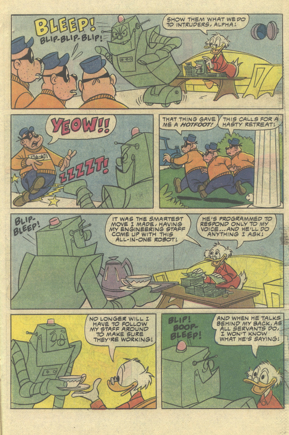 Read online Uncle Scrooge (1953) comic -  Issue #178 - 27