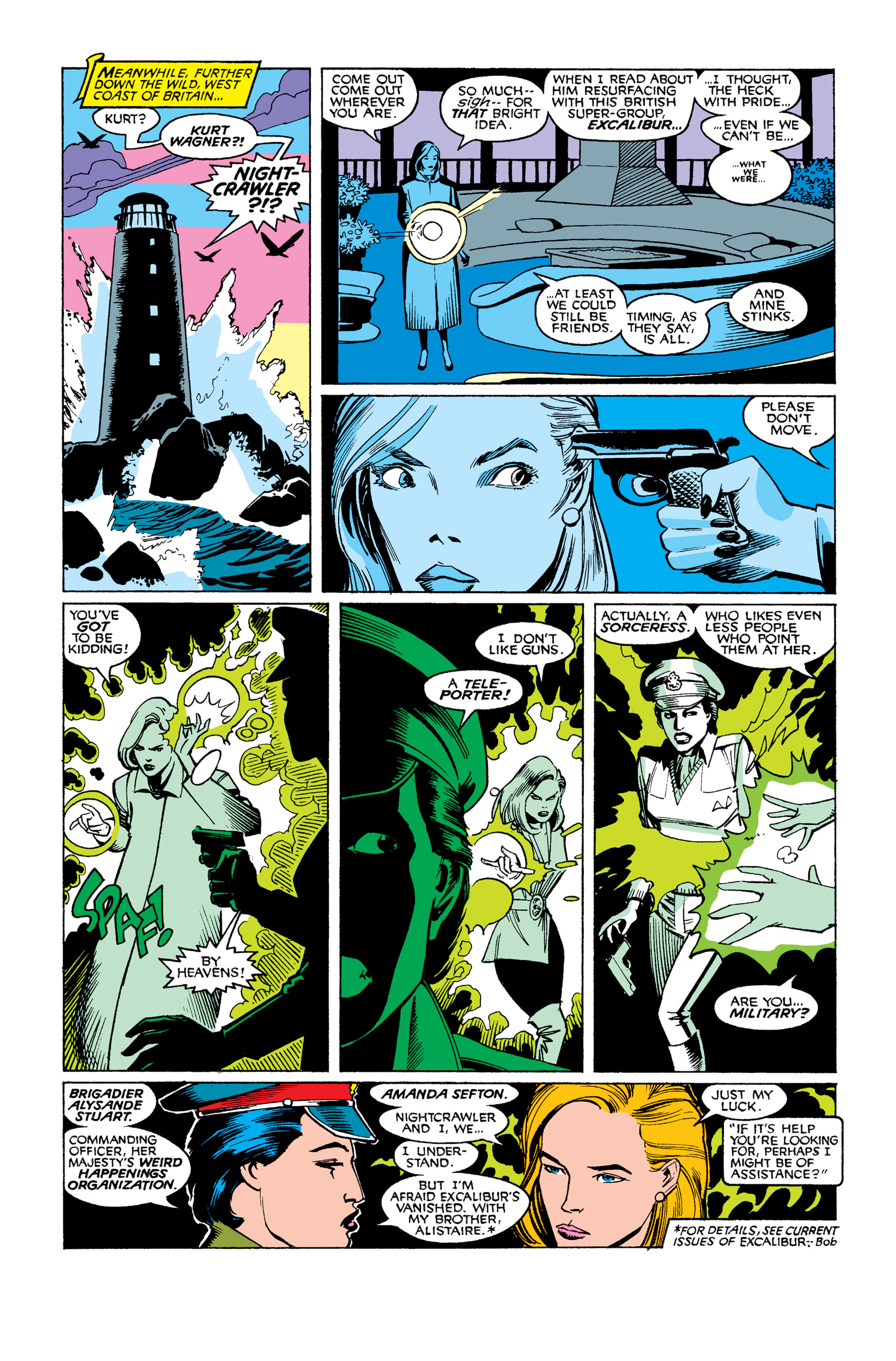 Read online Uncanny X-Men (1963) comic -  Issue #253 - 19