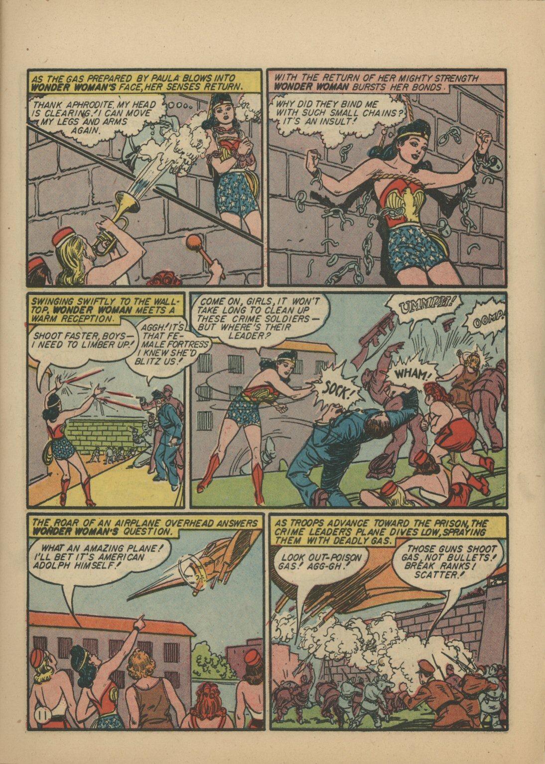 Read online Sensation (Mystery) Comics comic -  Issue #21 - 12