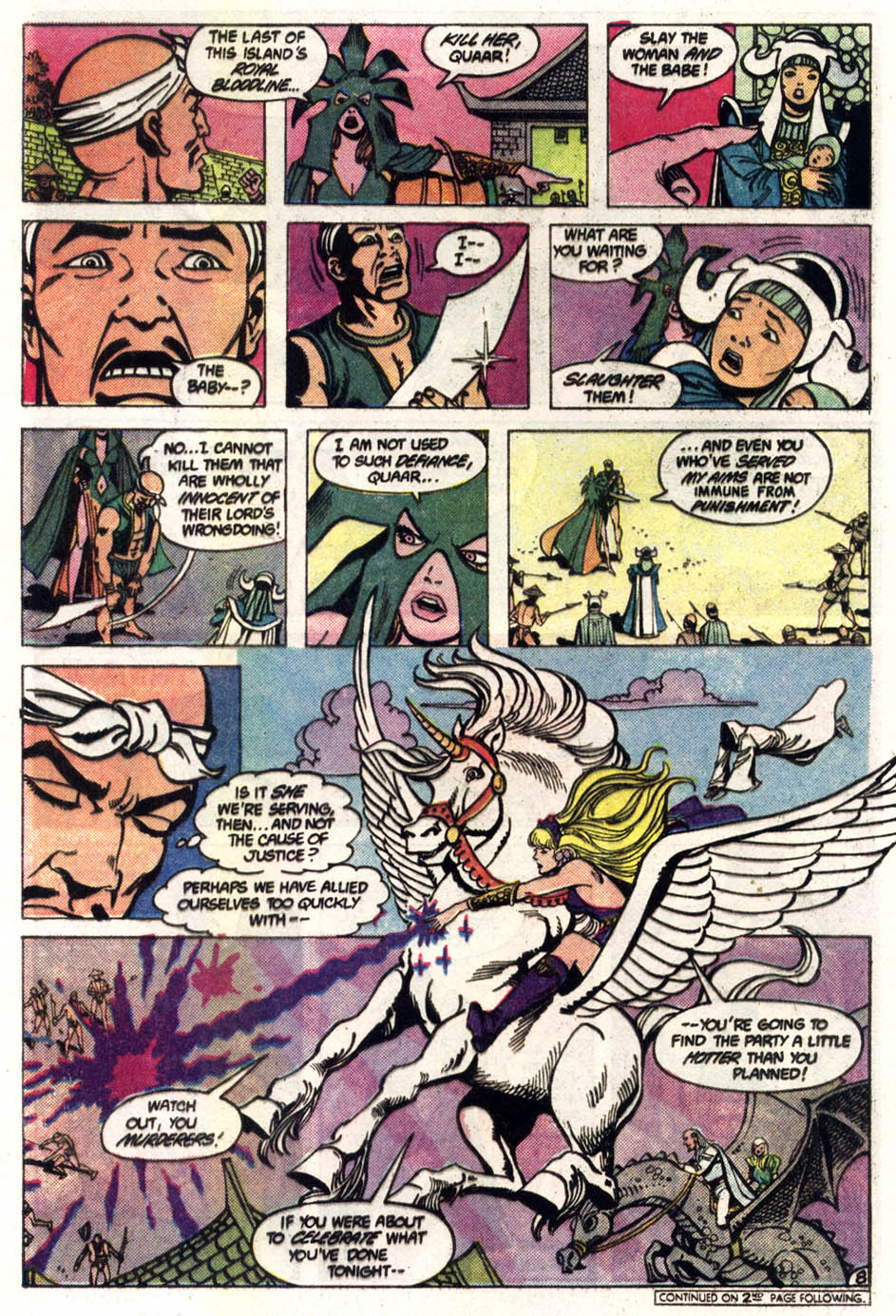 Read online Amethyst (1985) comic -  Issue #3 - 9