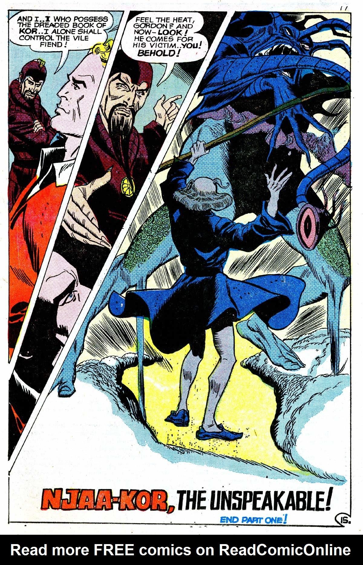 Flash Gordon (1969) issue 16 - Page 16