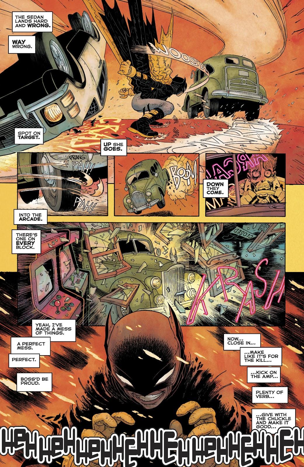 Dark Knight Returns: The Golden Child issue Full - Page 35