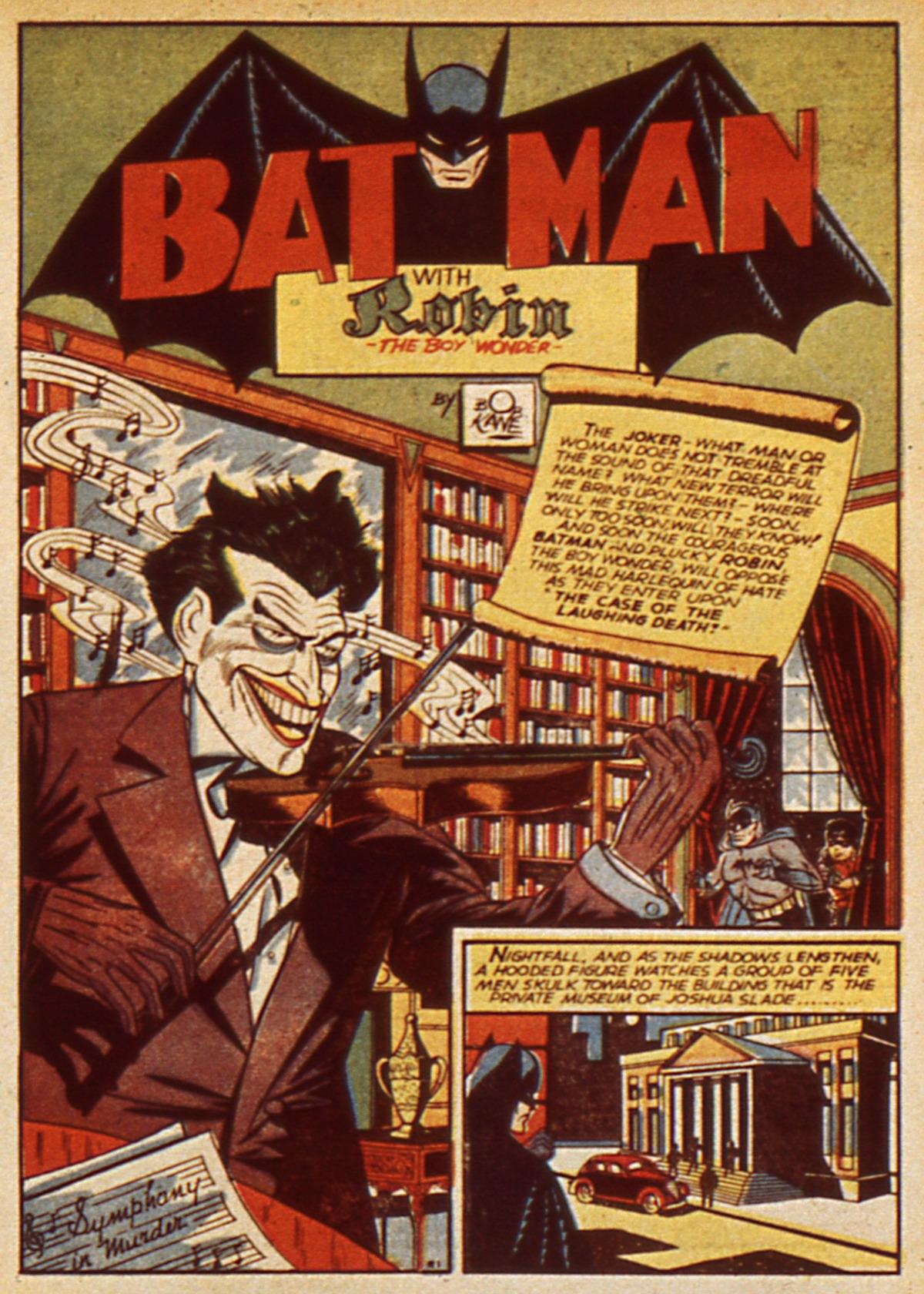Read online Detective Comics (1937) comic -  Issue #45 - 3