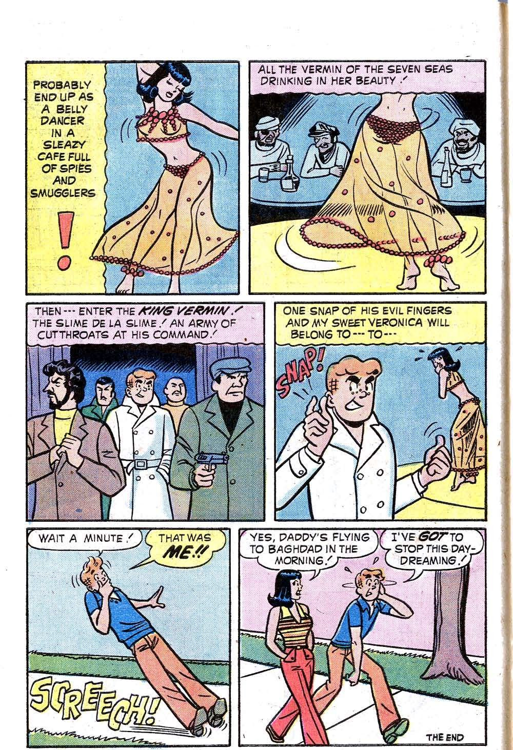 Read online Archie (1960) comic -  Issue #240 - 8