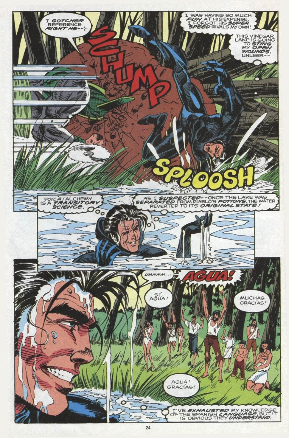 Read online Alpha Flight (1983) comic -  Issue #102 - 19