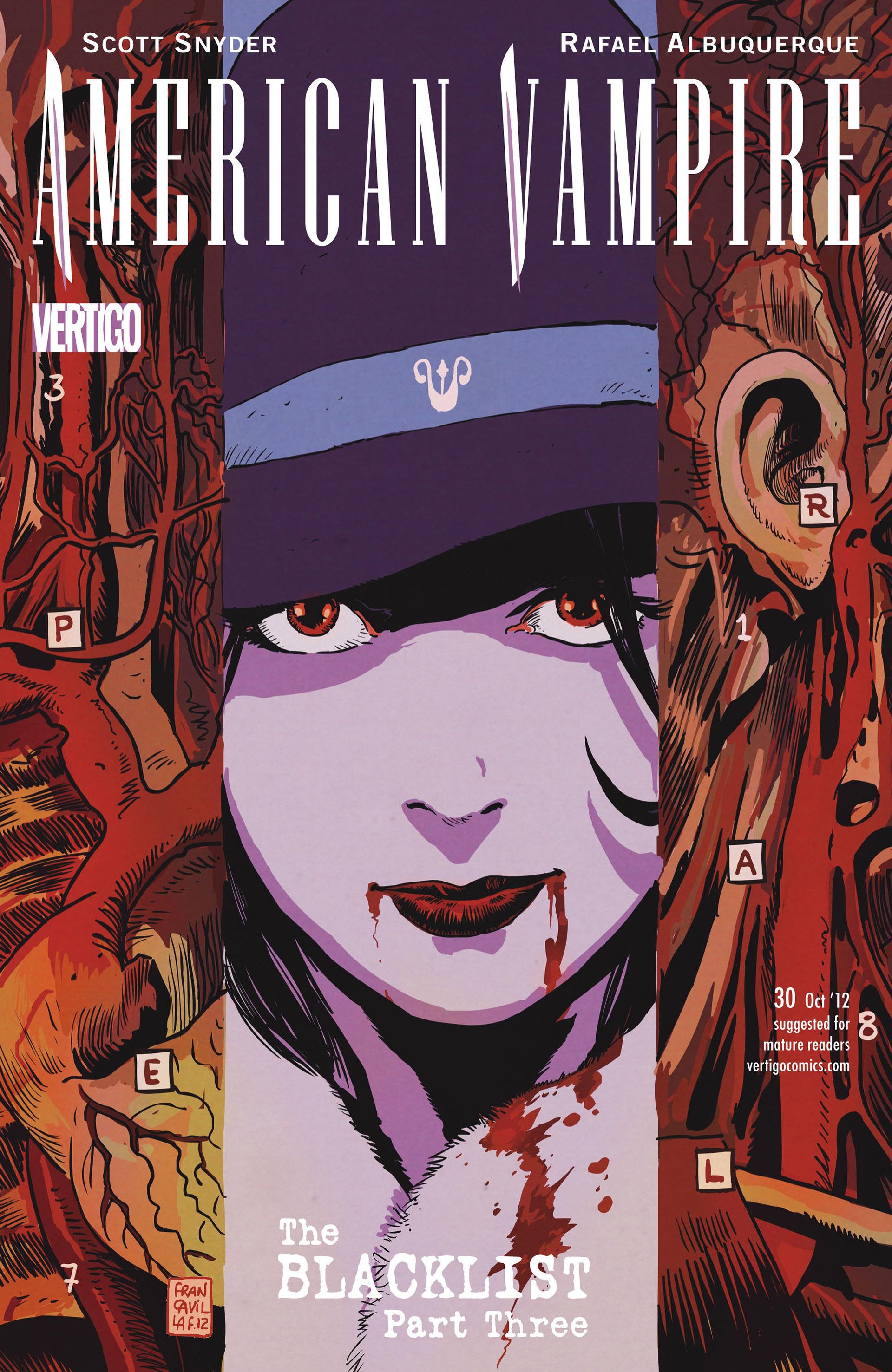 Read online American Vampire comic -  Issue #30 - 21