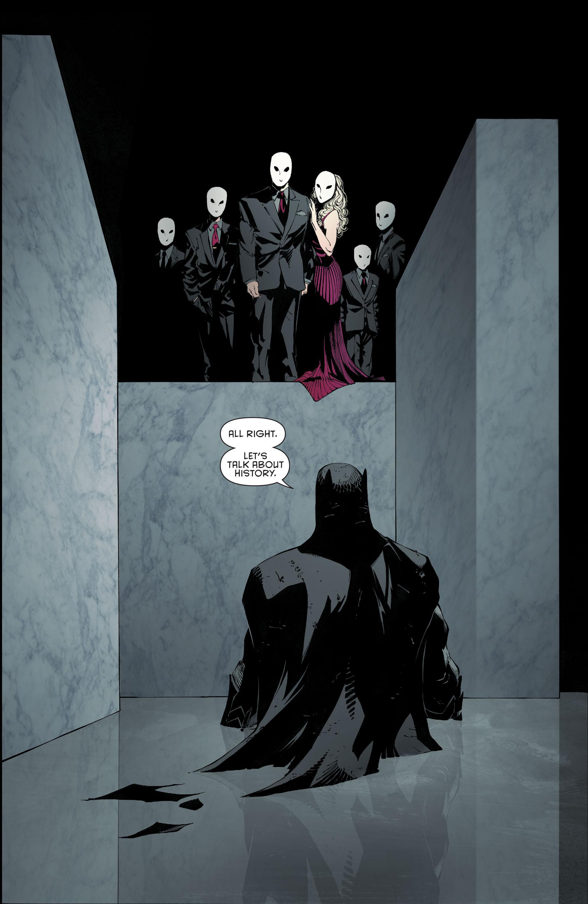 Read online Batman (2011) comic -  Issue # _TPB 7 - 100