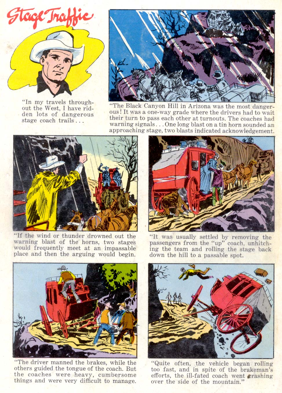 Four Color Comics issue 945 - Page 36