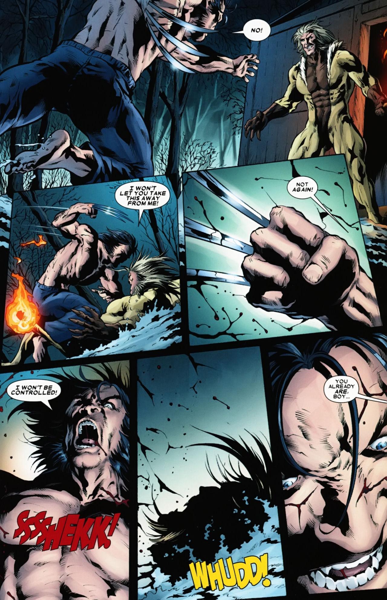 Read online Wolverine: Origins comic -  Issue #49 - 18