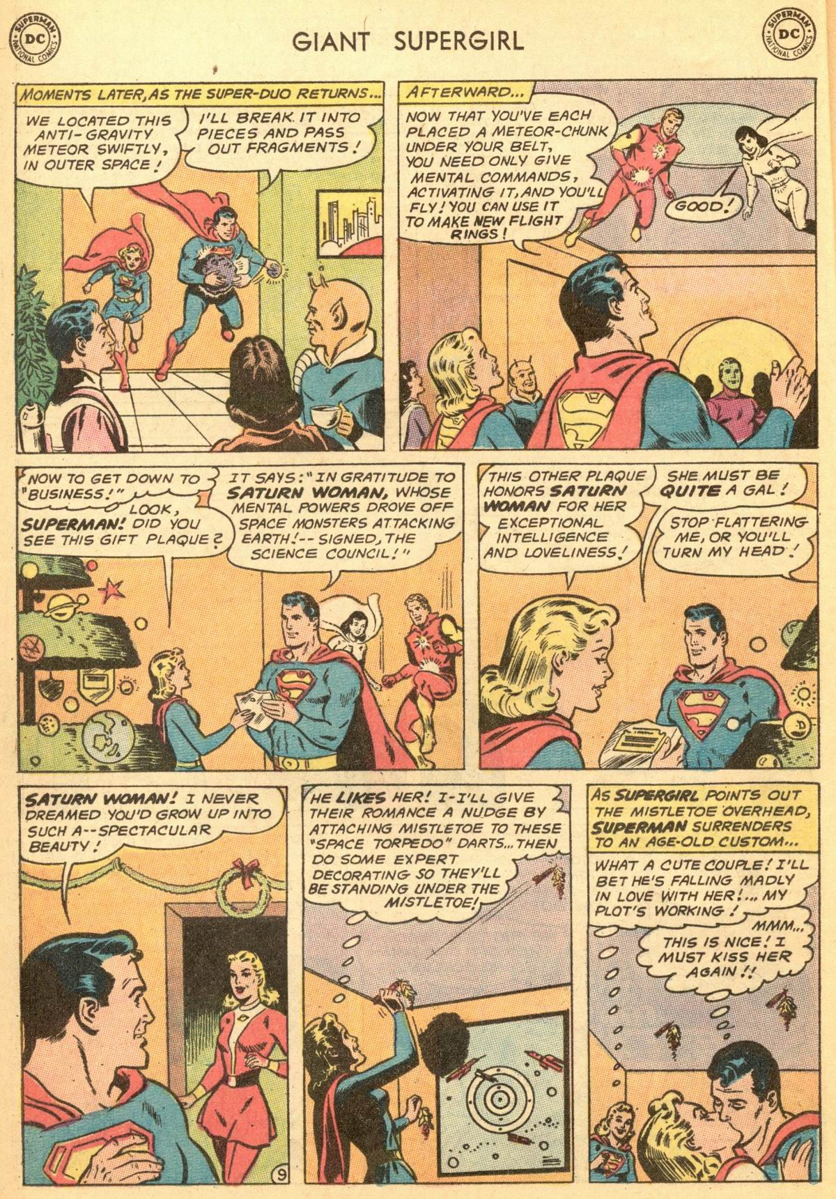 Read online Adventure Comics (1938) comic -  Issue #390 - 12