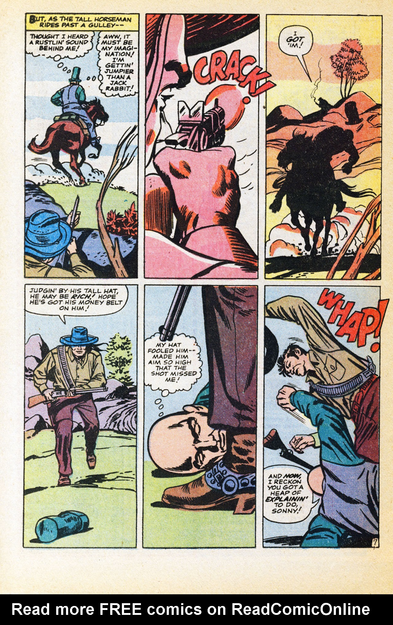 Read online Two-Gun Kid comic -  Issue #94 - 12