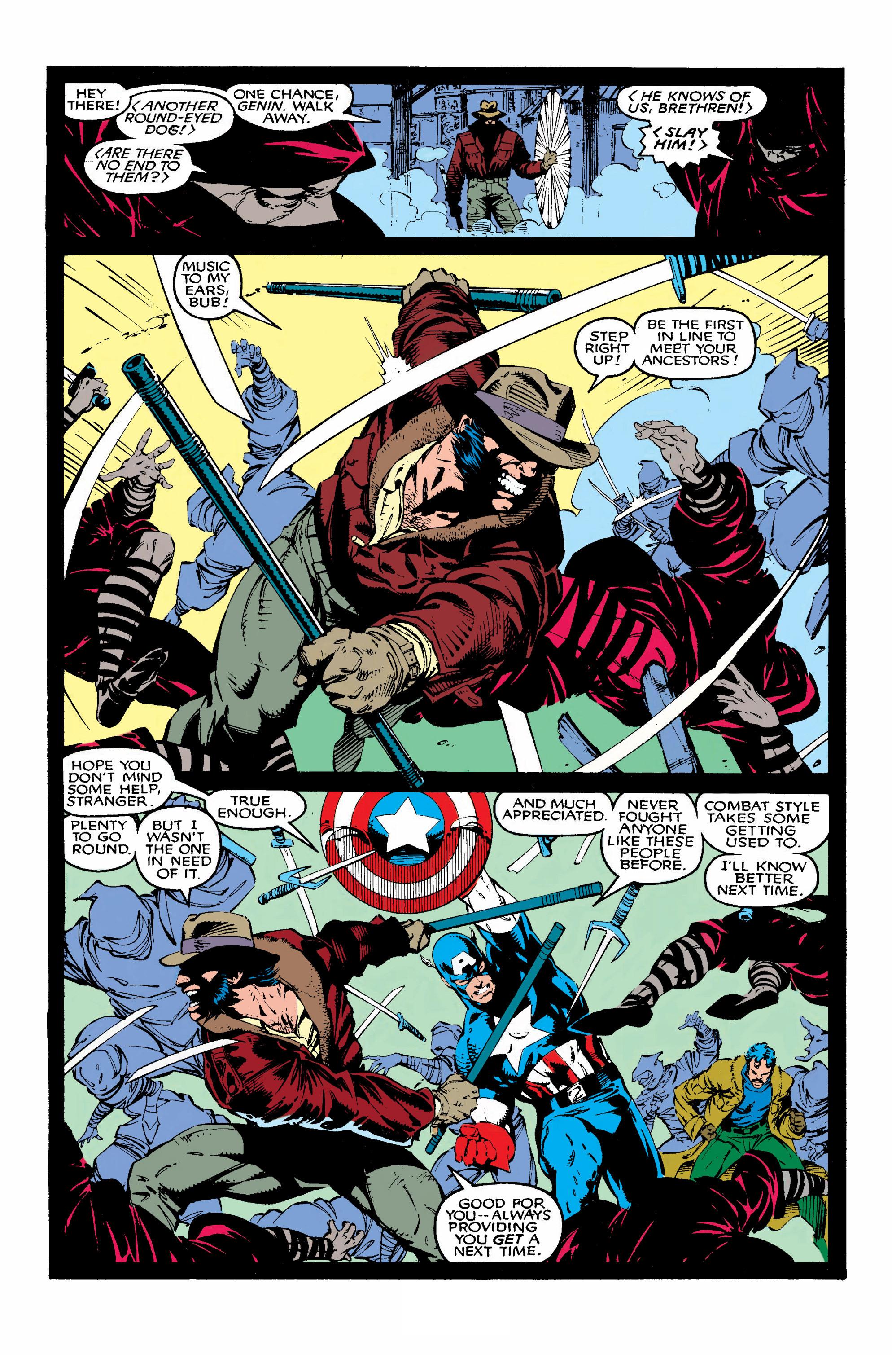 Read online Uncanny X-Men (1963) comic -  Issue #268 - 4