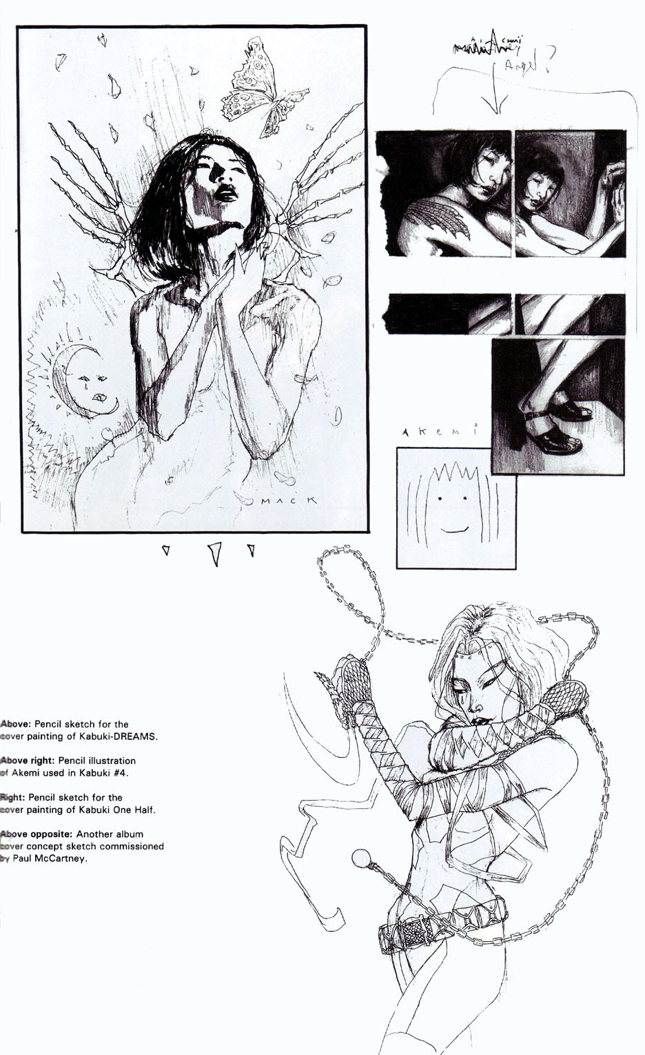 Read online Kabuki: Reflections comic -  Issue #3 - 15