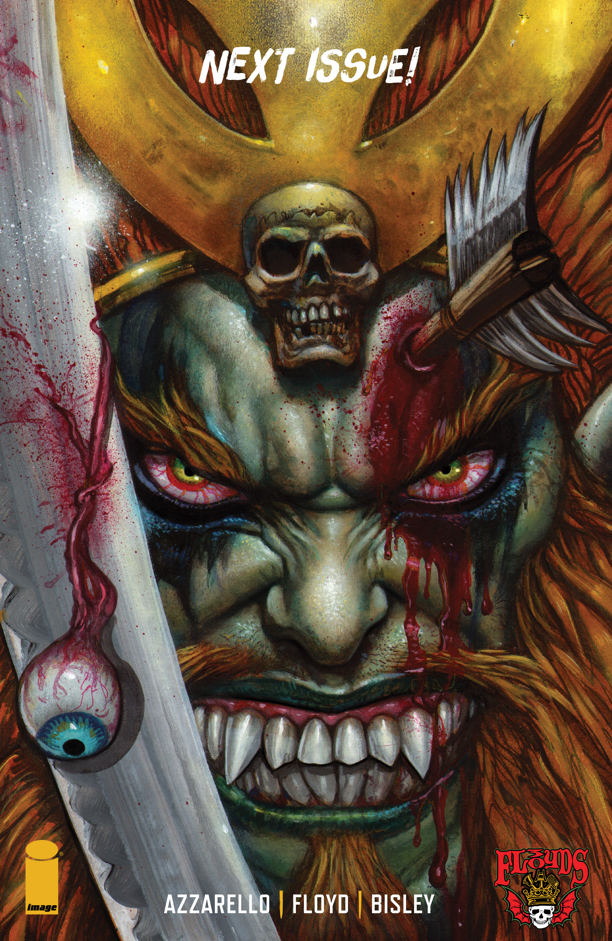 Read online 3 Floyds: Alpha King comic -  Issue #1 - 31