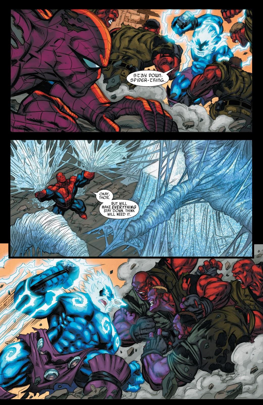 World War Hulks: Spider-Man vs. Thor Issue #2 #2 - English 21