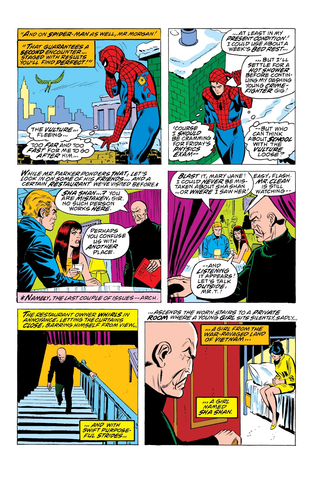 Read online Marvel Masterworks: The Spectacular Spider-Man comic -  Issue # TPB (Part 1) - 86