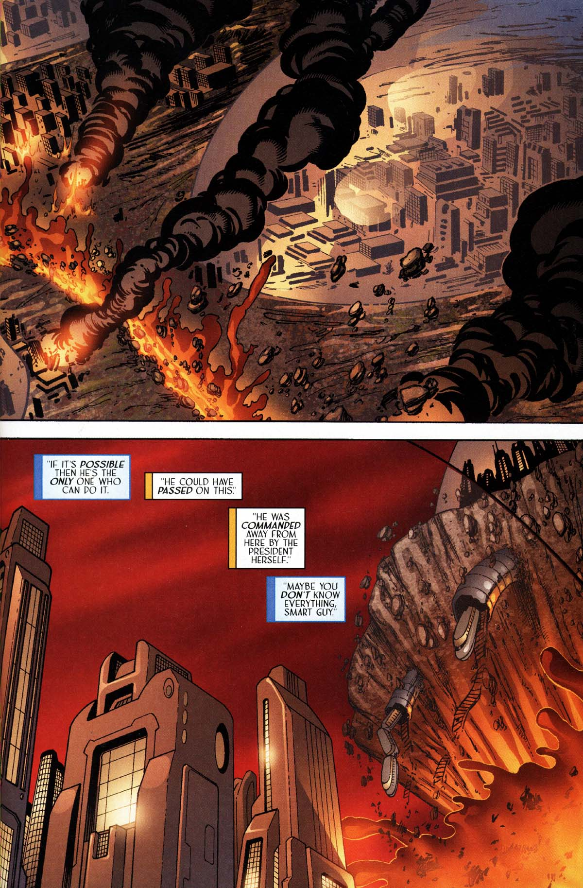 Read online Sigil (2000) comic -  Issue #27 - 9