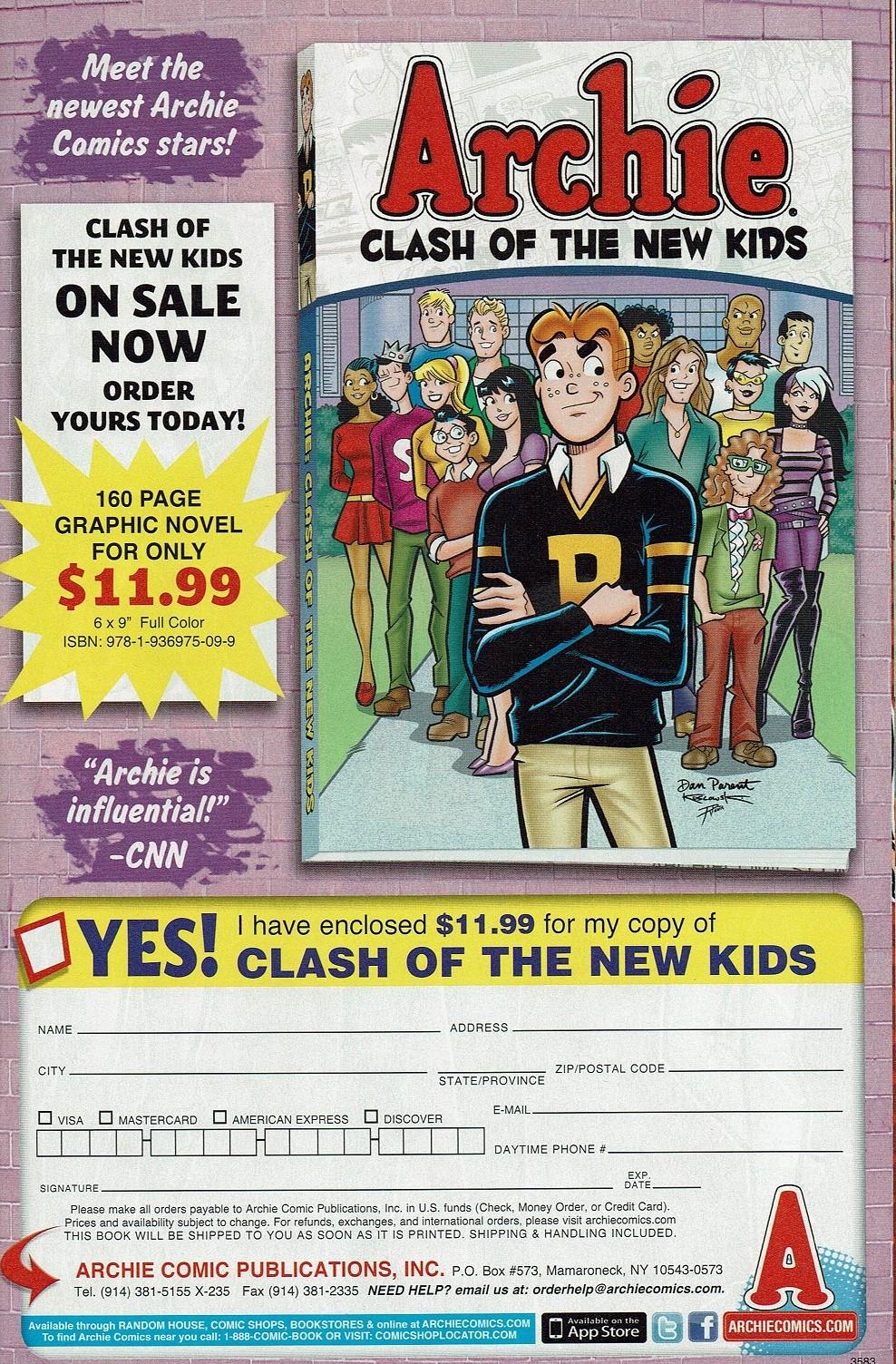 Read online Kevin Keller comic -  Issue #5 - 18