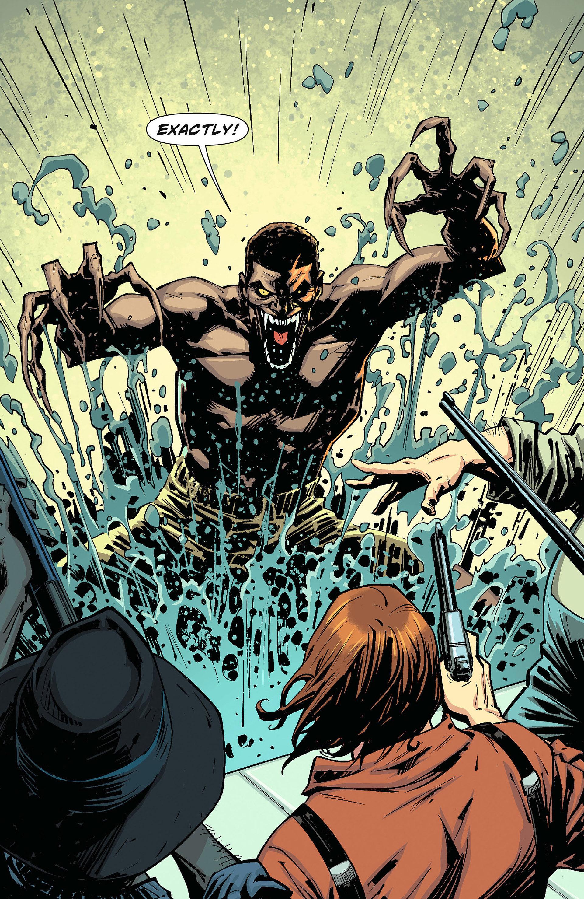 Read online American Vampire comic -  Issue #26 - 6
