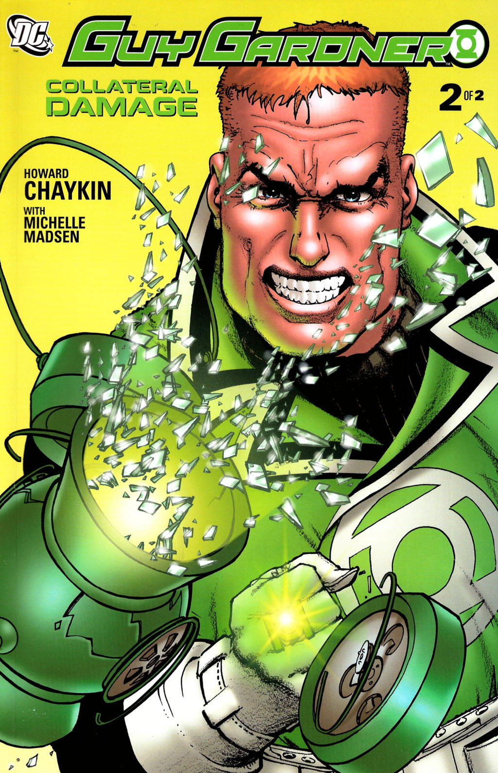 Read online Guy Gardner: Collateral Damage comic -  Issue #2 - 1