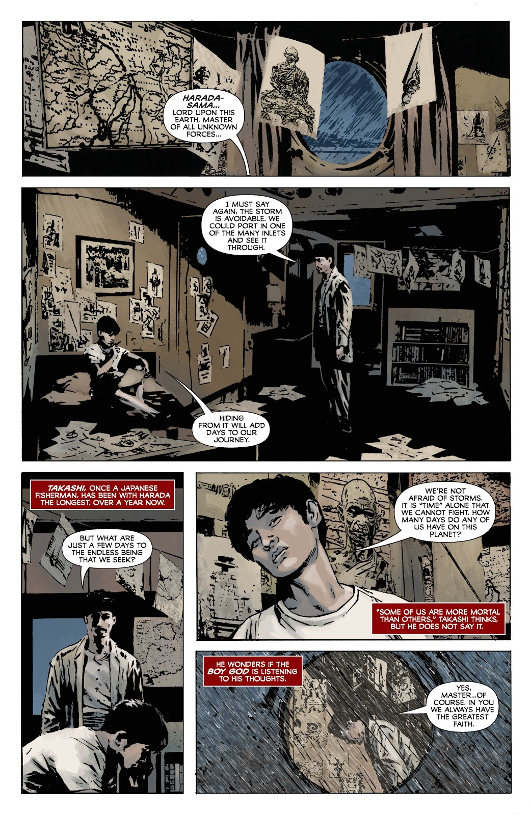 Read online X-O Manowar (2017) comic -  Issue #25 - 27