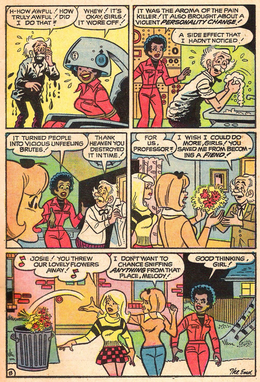 Read online She's Josie comic -  Issue #67 - 11