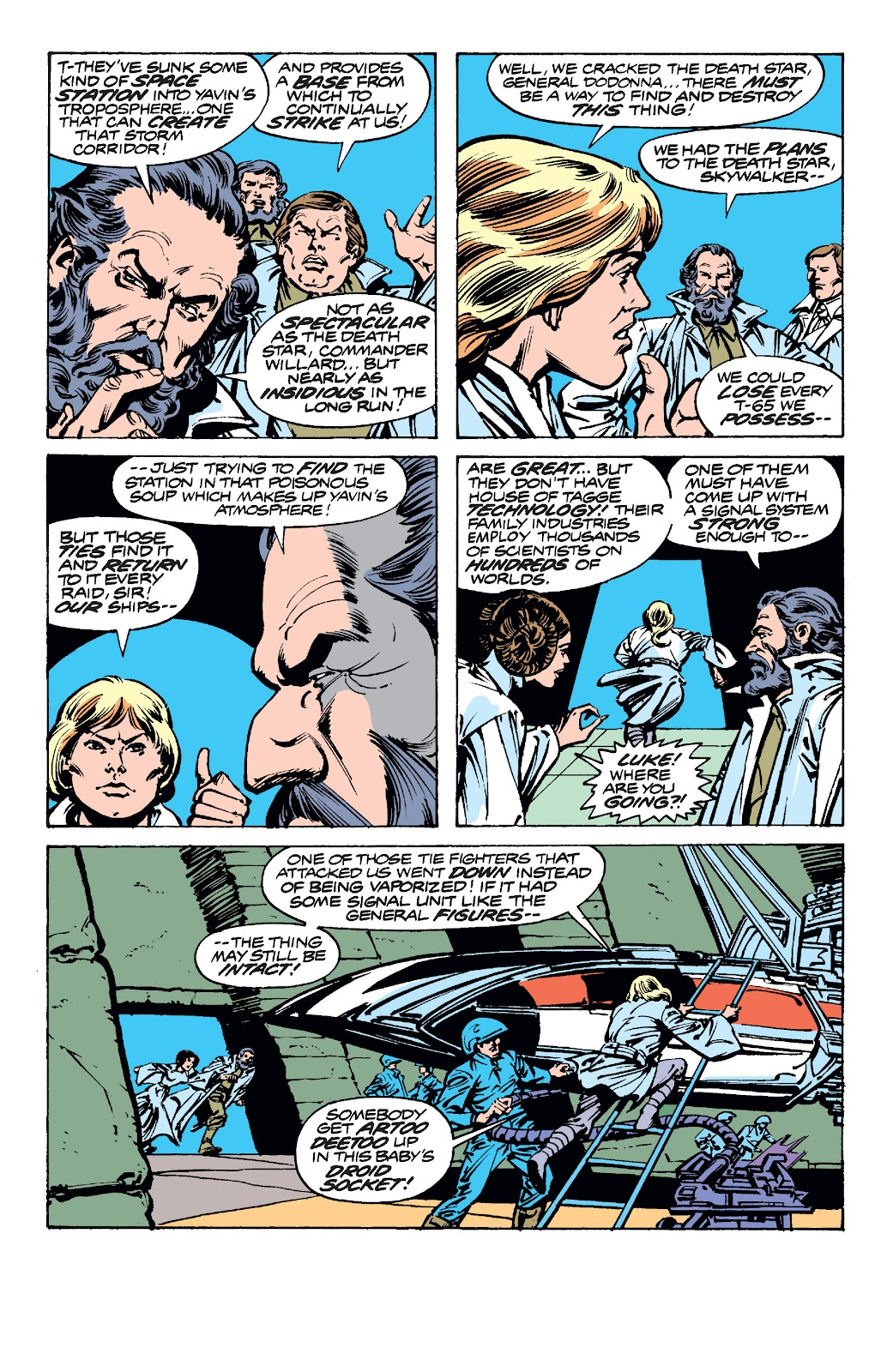 Read online Star Wars Legends: The Original Marvel Years - Epic Collection comic -  Issue # TPB 2 (Part 1) - 47