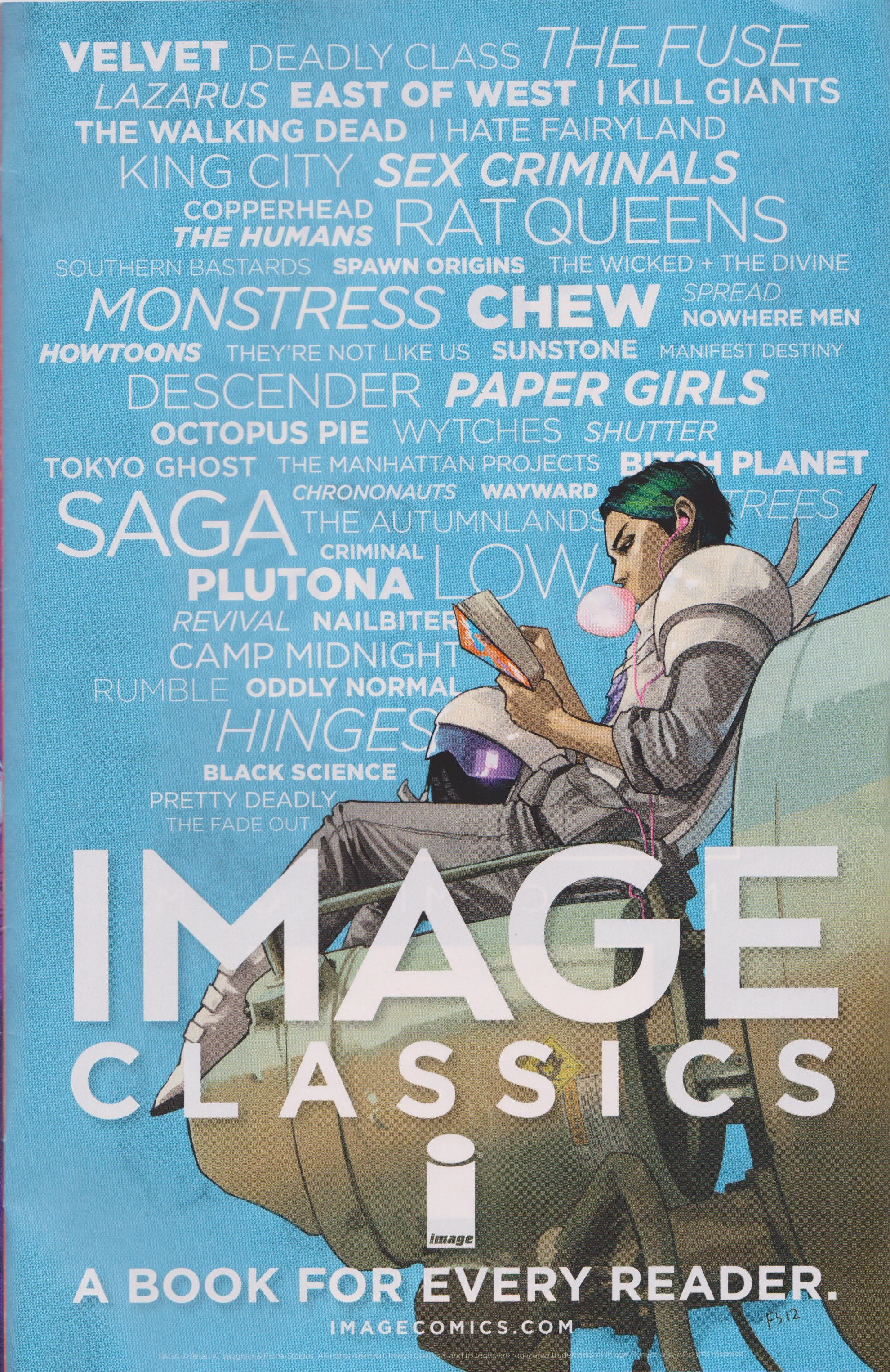 Read online Free Comic Book Day 2017 comic -  Issue # I Hate Image - 31