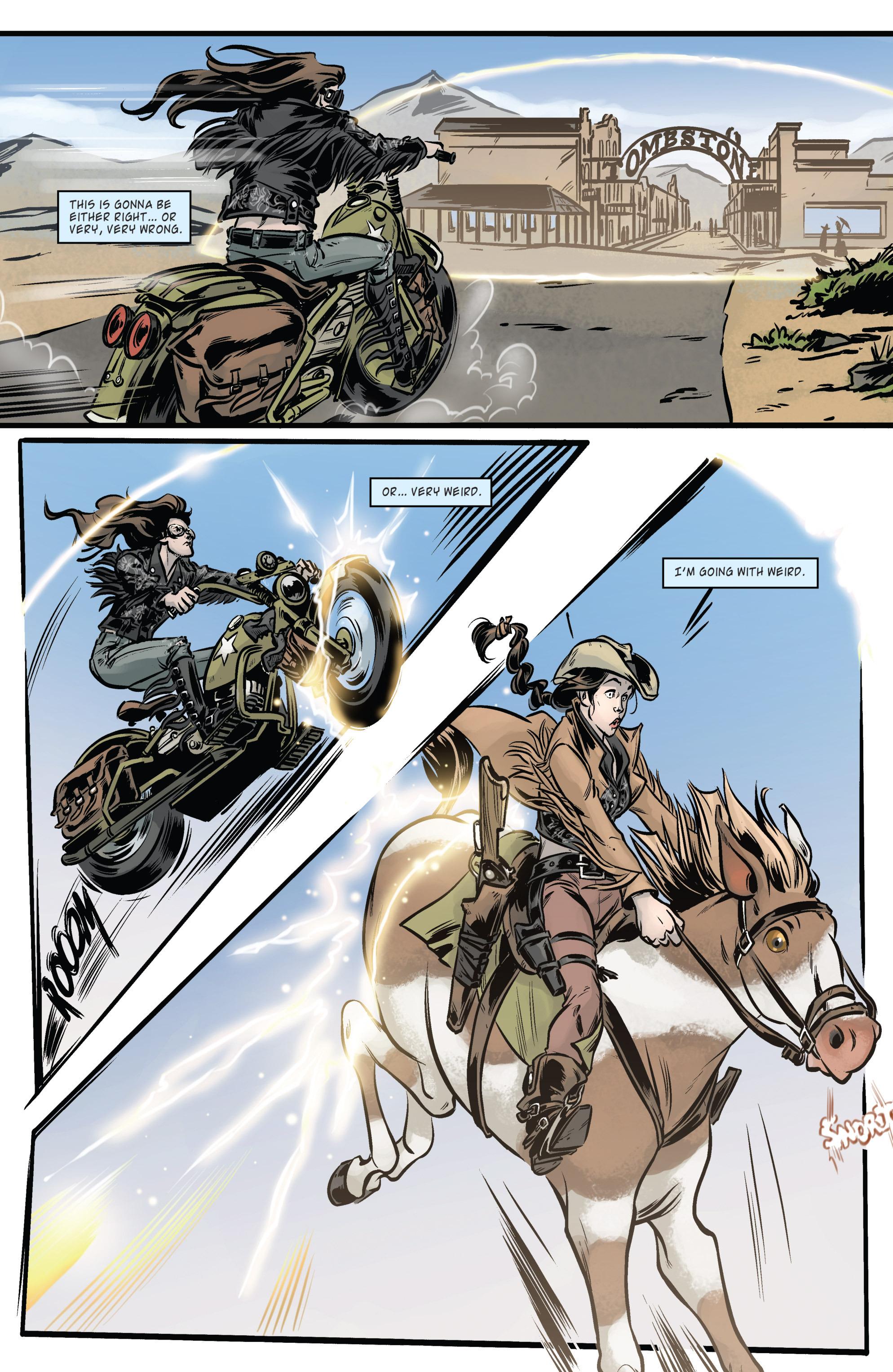 Read online Wynonna Earp (2016) comic -  Issue #5 - 11