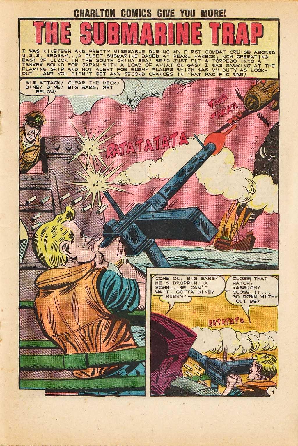 Read online Fightin' Navy comic -  Issue #116 - 19