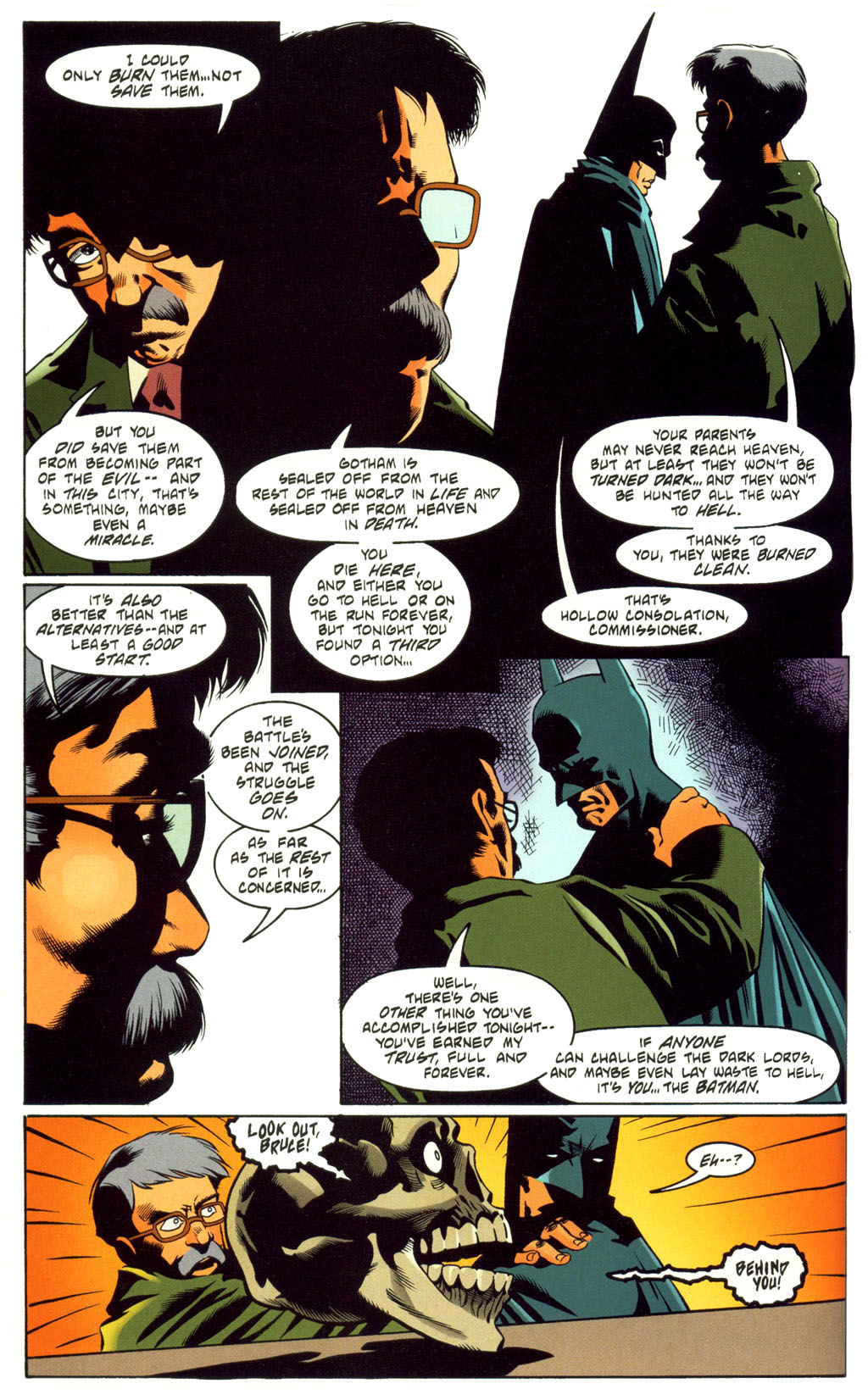 Read online Batman: Haunted Gotham comic -  Issue #4 - 46