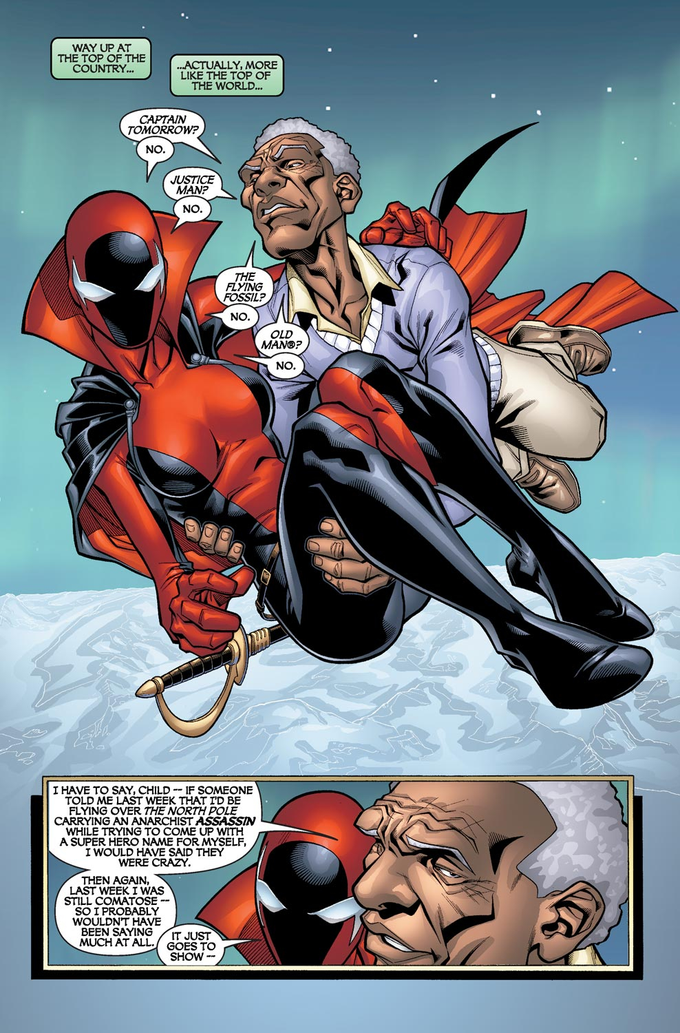 Alpha Flight (2004) issue 4 - Page 12
