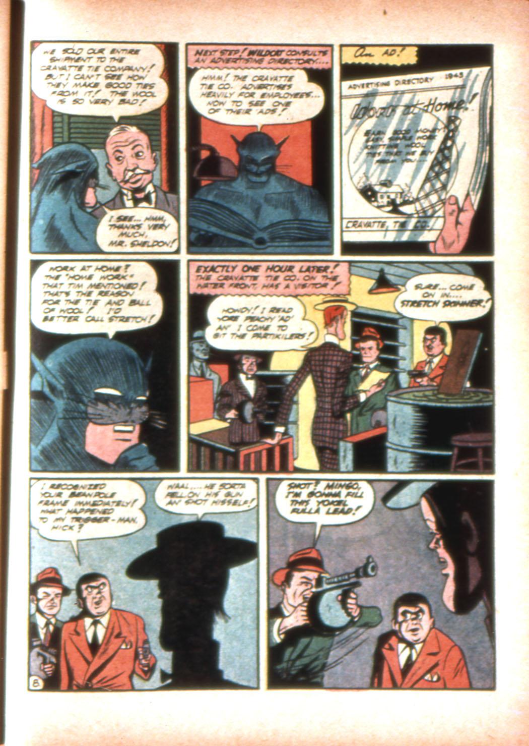 Read online Sensation (Mystery) Comics comic -  Issue #17 - 63