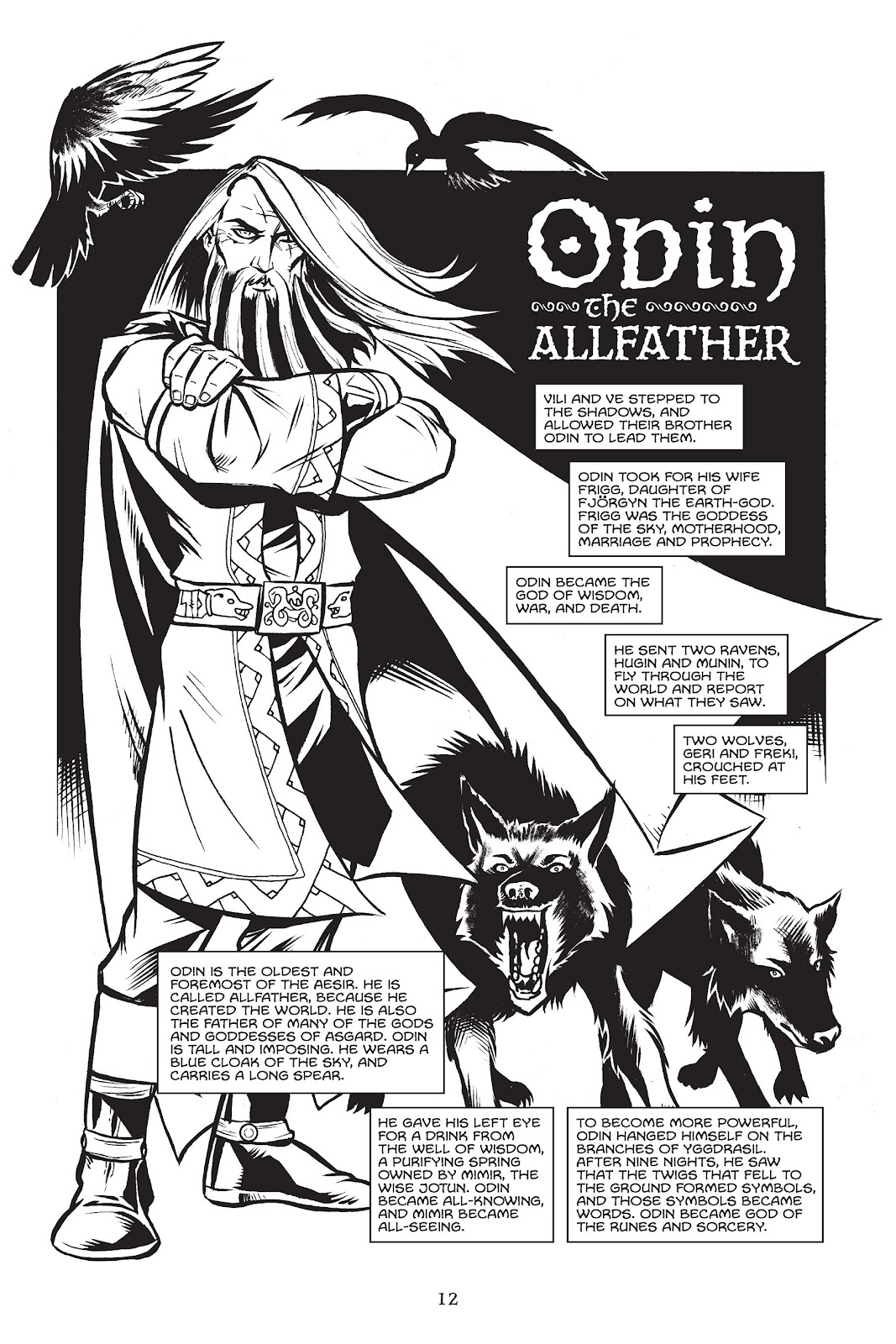 Read online Gods of Asgard comic -  Issue # TPB (Part 1) - 13