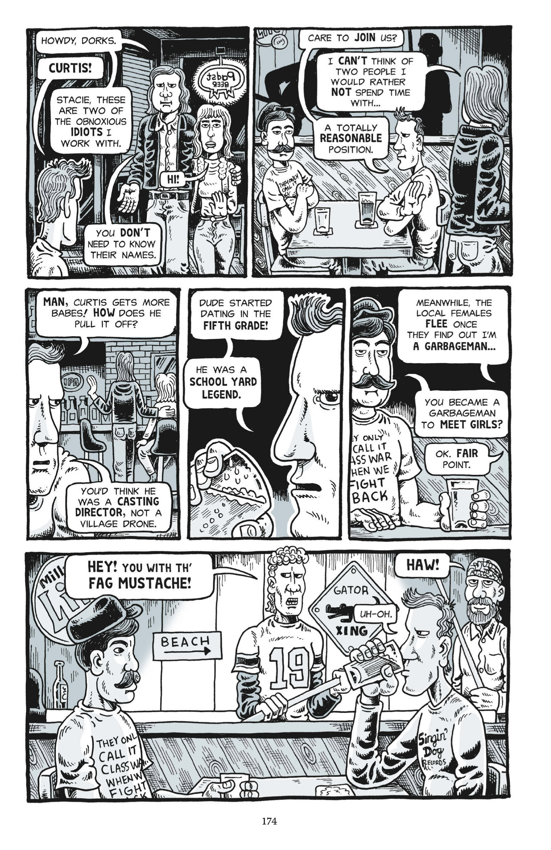 Read online Trashed comic -  Issue # Full - 168