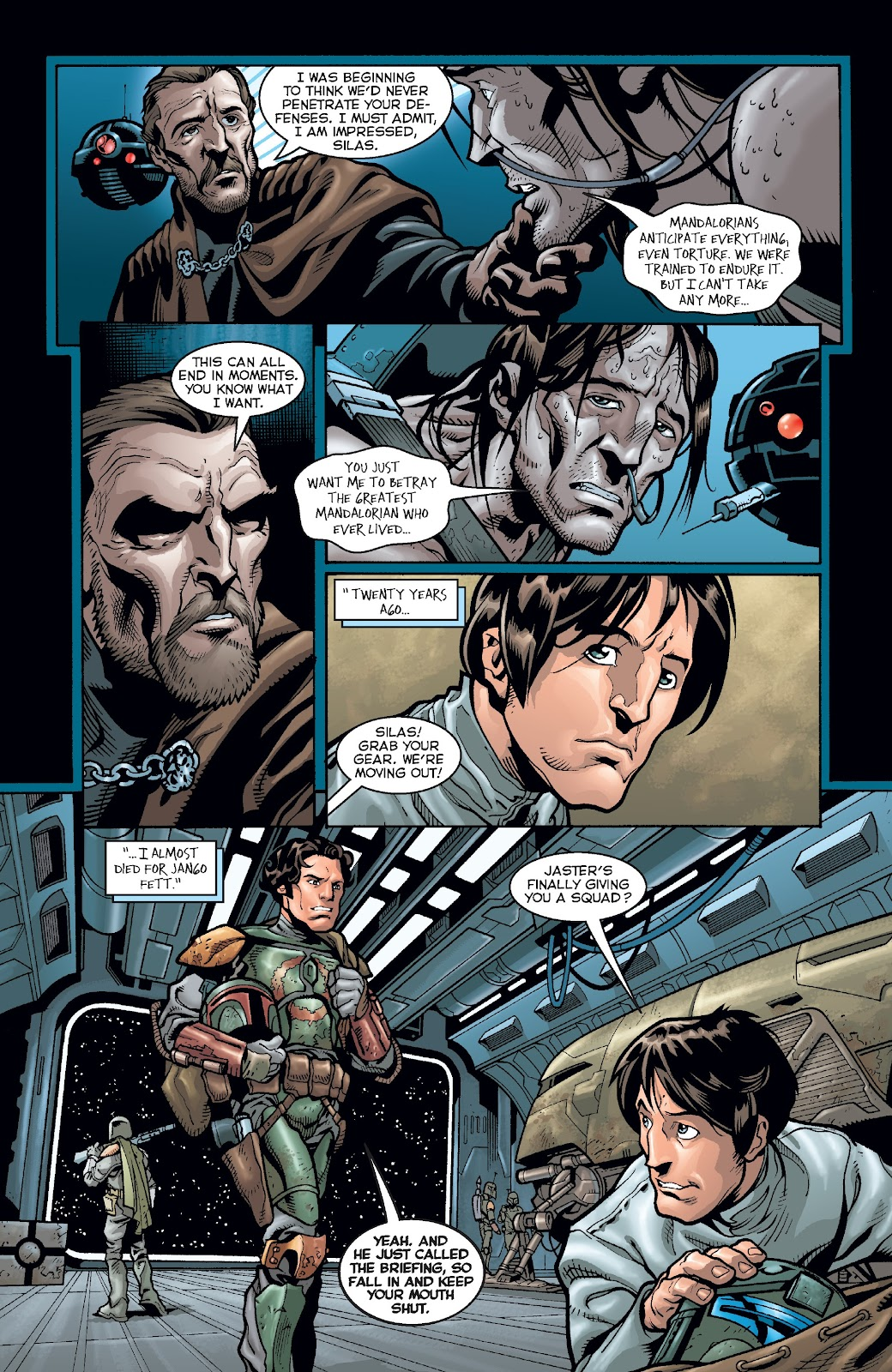 Read online Star Wars Legends Epic Collection: The Menace Revealed comic -  Issue # TPB (Part 1) - 30